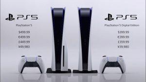PS5、発売日は11月12日。価格は49980円だ安い予約して絶対買う!